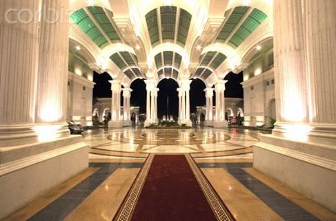 King Abdullah bin Abdulaziz's Palace in Riyadh