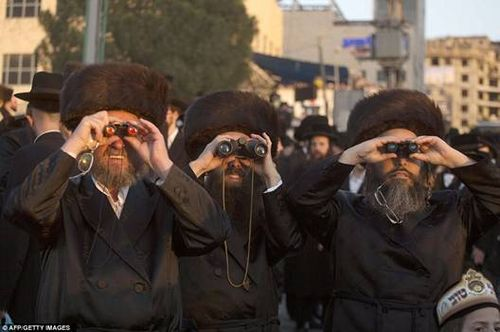 Hasidic Polish Belz Dynastic Wedding019