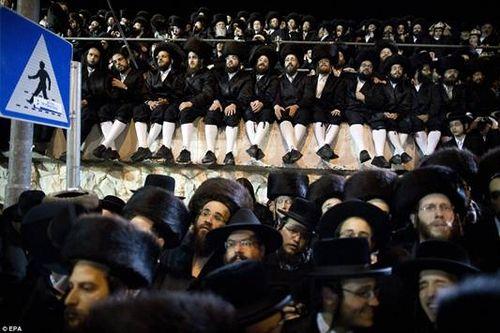 Hasidic Polish Belz Dynastic Wedding022