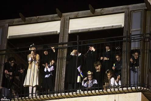 Hasidic Polish Belz Dynastic Wedding026