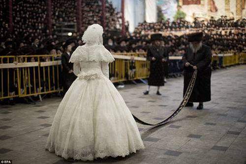 Hasidic Polish Belz Dynastic Wedding004