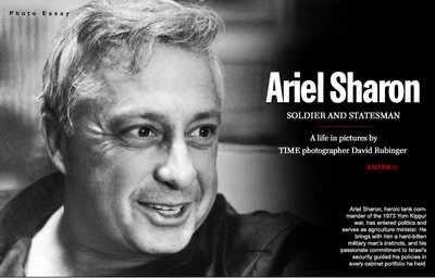 Prime Minister Ariel Sharon as remembered by the Settler's Movement