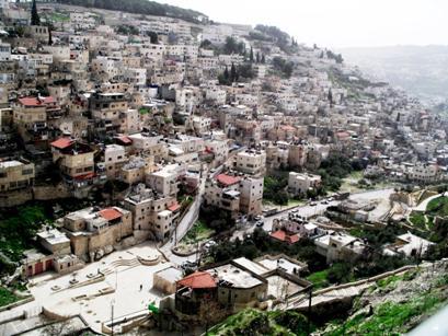 Palace of King David Kidron Valley02
