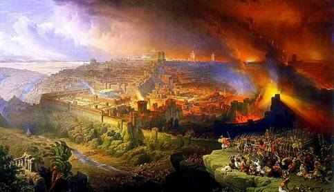 Destruction of Jerusalem and the Holy Temple of King Herod