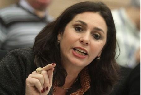 Knesset Chairperson Miri Regev
