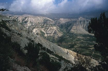Beautiful Mountains of Lebanon