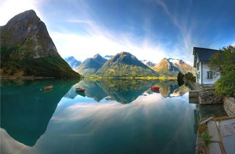 Land Norway  Home Tribe Benjamin