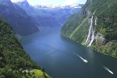Tribe Benjamin Fiords of Norway