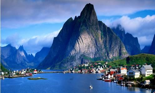 Norway Homeland Tribe Banjamin