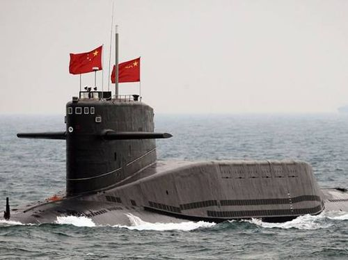 China's strategic missile submarine force