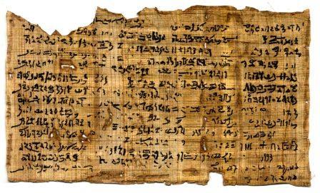 Ipuwer Papyrus – Leiden 344