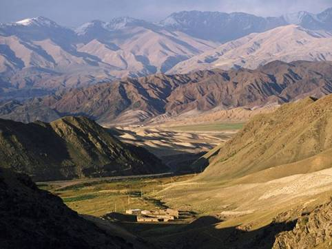 Vale of Kazakhstan
