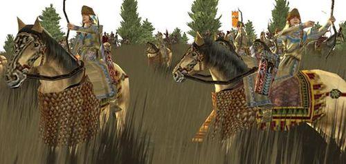 Amazonian-Scythian Horsewomen