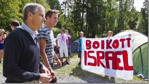 Norway Israel Boycott