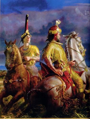 The Royal Scythian Israelites