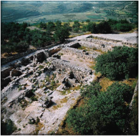 Ancient Ruins of Samaria