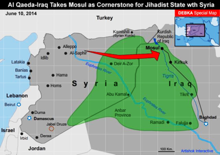 Al Qaeda Islamist Blitzkrieg