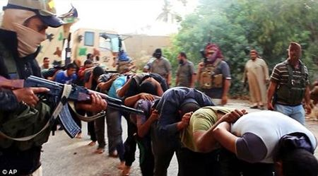 Sunni ISIS militants Iraq capture