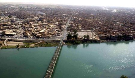 Modern Day city of Mosul (Nineveh