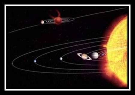 Nibiru, the Dark Red Binary Twin Star