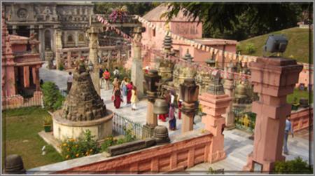 Bodhgaya temple