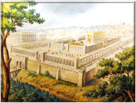 Future Temple of G-d as Envisioned by the Prophet Ezekiel