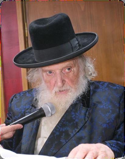 Rabbi Moshe Shturnbuch