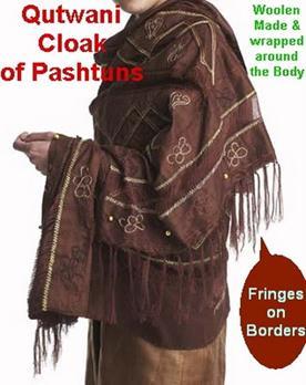 Qutwani Cloak of the Pashtun Bani
