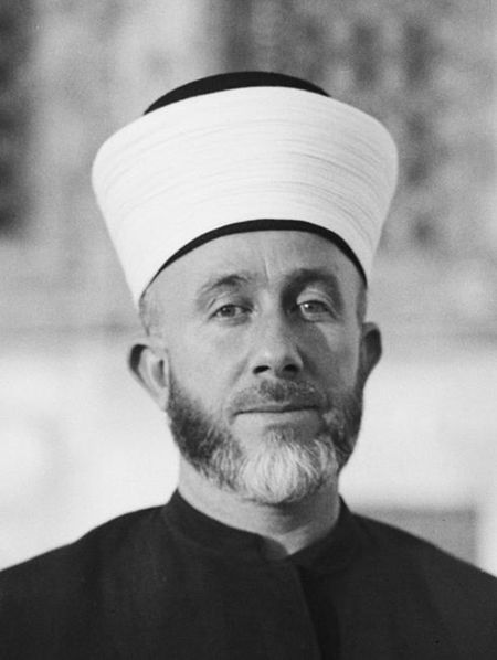 Grand Mufti of Jerusalem, Haj Amin al-Husseini