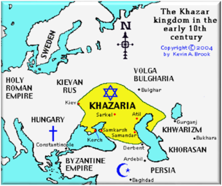Tatar dynasty of the Khozars