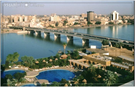 Modern Day Baghdad North of Ctesiphon (Casifia), Ezra Scribe