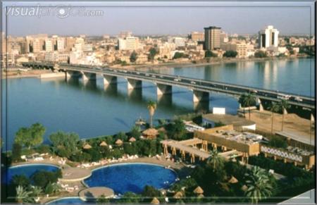 Modern Day Baghdad North of Ctesiphon (Casifia), Ezra Scribe