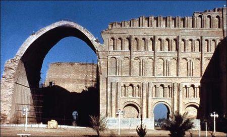 Ezra's Casphia and Kasfia at Parthian Ctesiphon