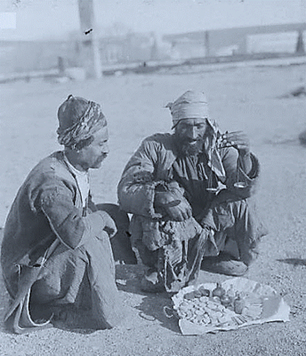 Jews of Mosul in Mesopotamia