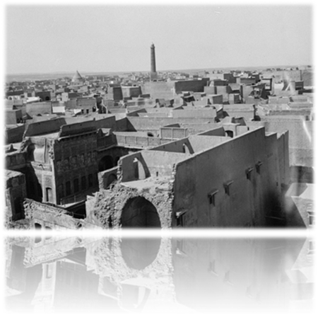 Mosul, Iraq in 1932