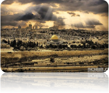 The City of Gold, Jerusalem