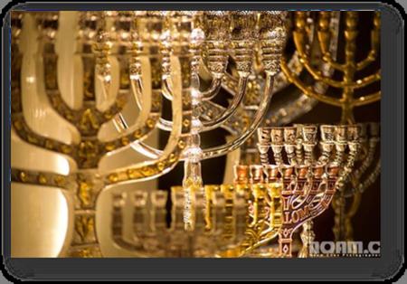 Hanukkah Celebration Story of the Maccabees.