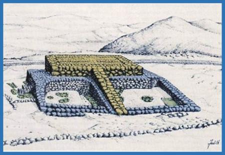 Altar of Joshua in Samaria
