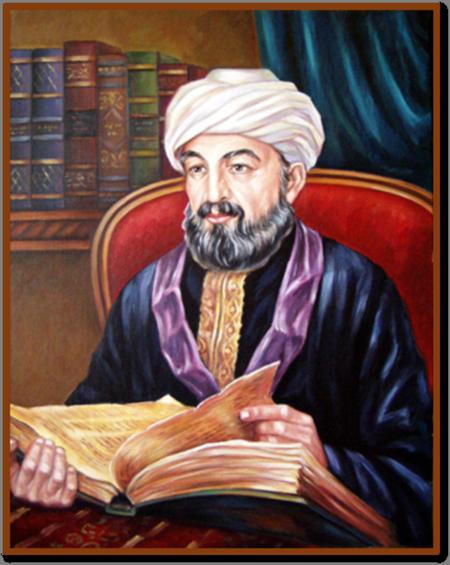 Rabbi Moshe ben Maimon (RaMBaM) or Maimonides