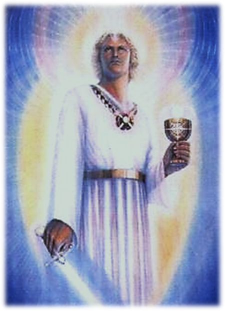 Metatron revealed as High Priest of the Heavenly Tabernacle