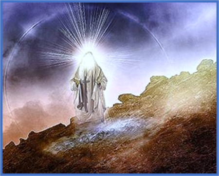 """Metatron, the """"Glory of the Highest Heaven who sits on the Throne in the Seventh Palace"""