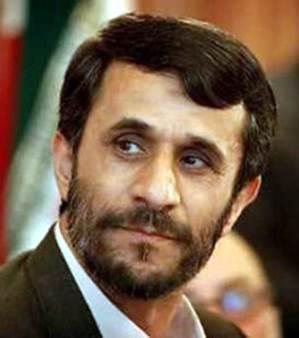 Former Iranian Prime Minister Mahoud Ahmadinejad