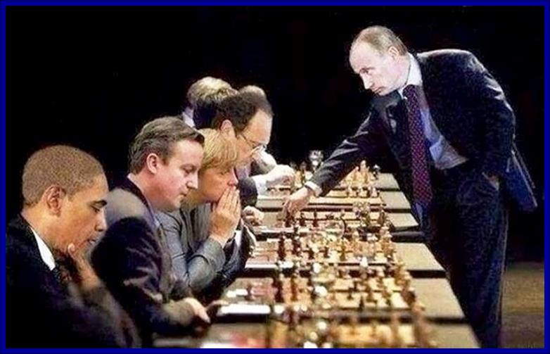 "Chess Game"" Quest for control of Jerusalem"