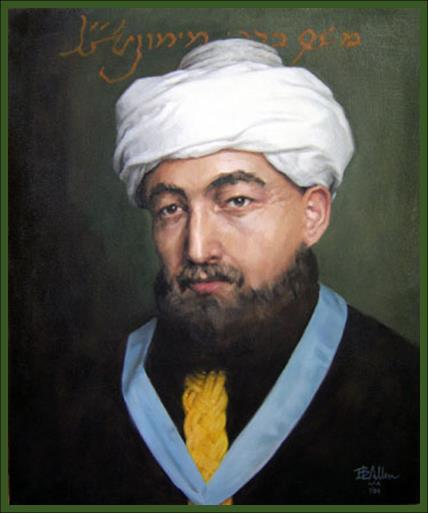 Rabbi Moses Maimaonides