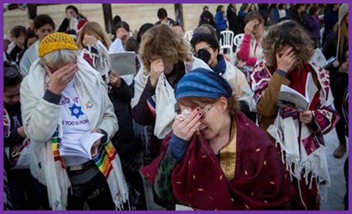 Jewish Reform Movement at Kotel