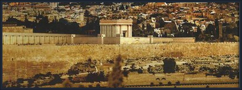 Restored Jewish Temple