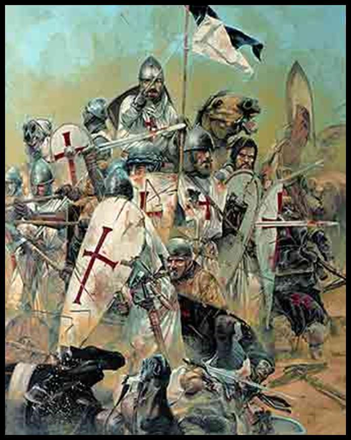 Crusade Battle Hattin 1087