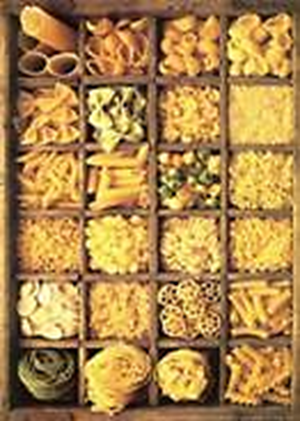 Pasta Varieties Galore
