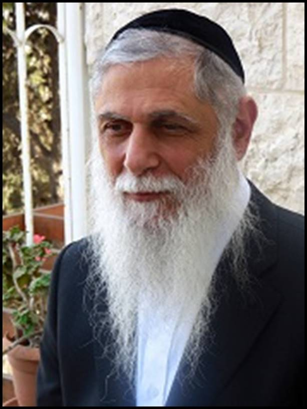 Rabbi Avraham Sutton