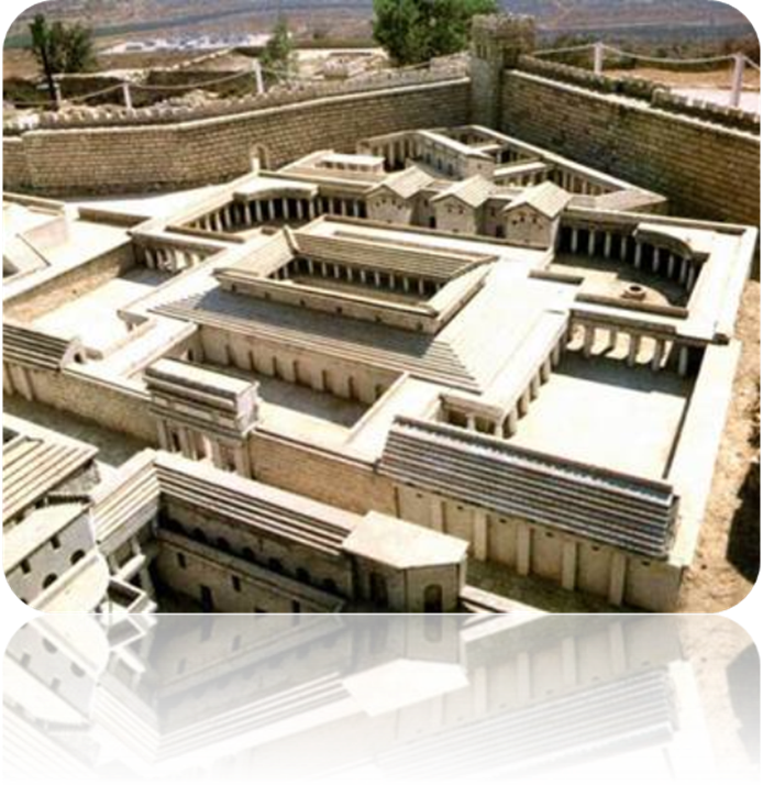 Palace Ananus High Priest